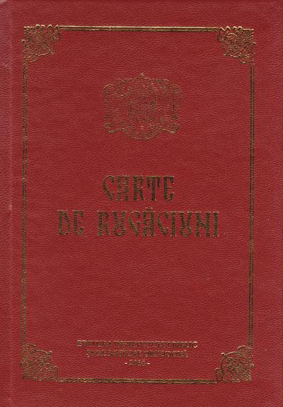 Carte de rugăciuni - legată ( mica- 120p)