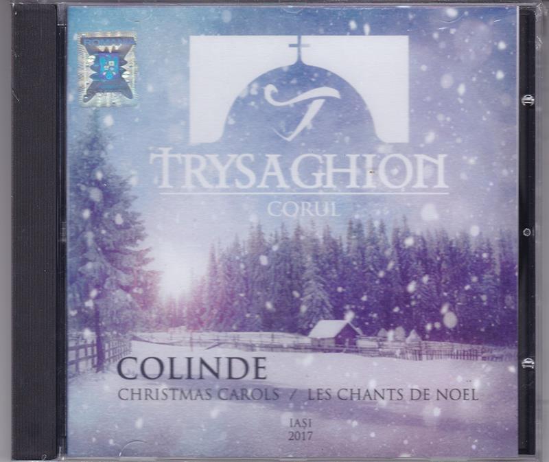CD Colinde- Romana- FR- EN