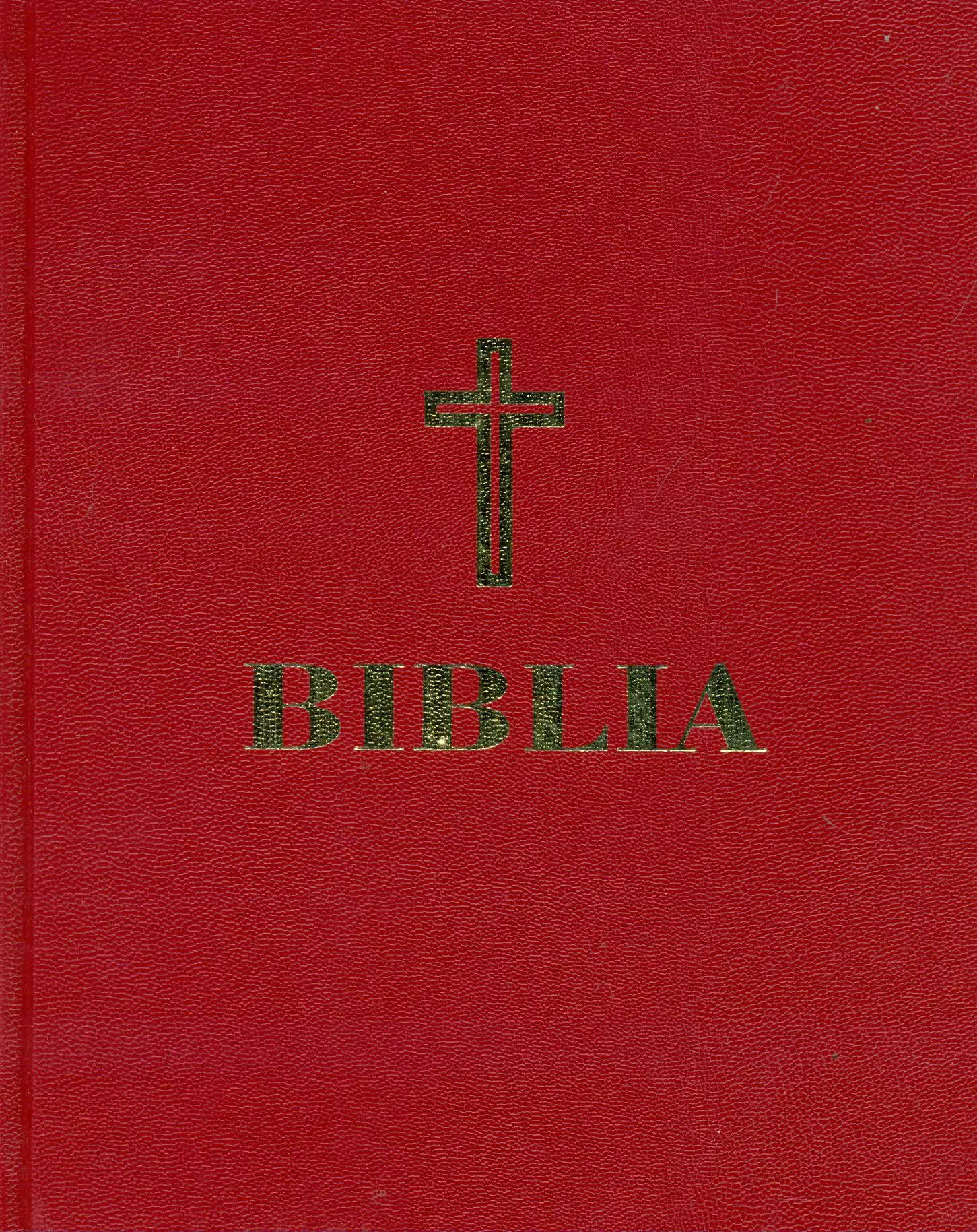 Biblia versiune Bartolomeu Valeriu Anania