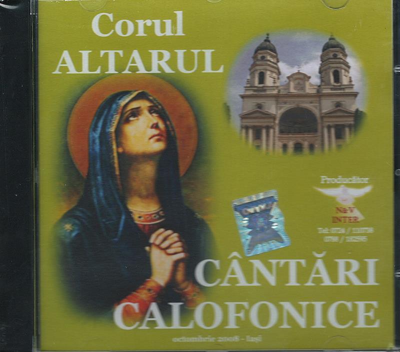 CD- Cântări calofonice