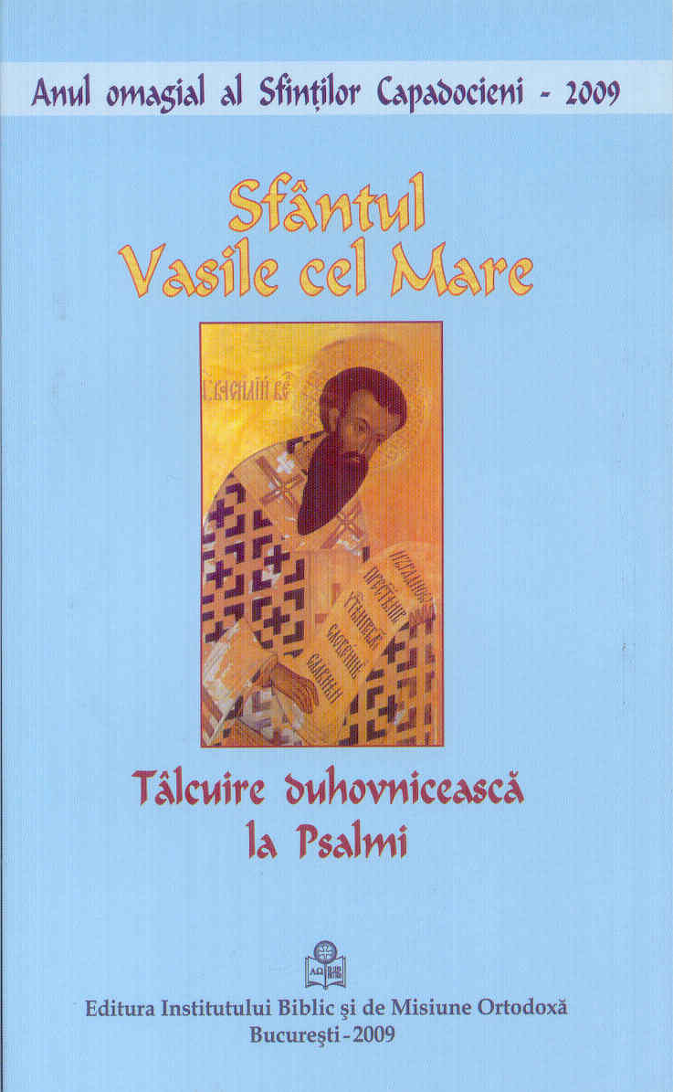 Tâlcuire duhovnicească la Psalmi