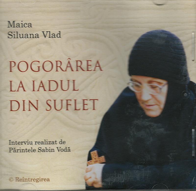 CD-Pogorârea la iadul din suflet- Interviu realizat de Părintele Sabin Vodă