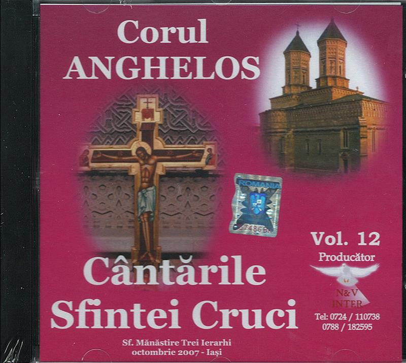 CD- Cântările Sfintei cruci vol 12