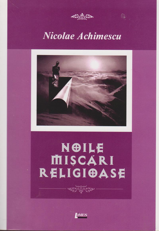 Noile miscari religioase