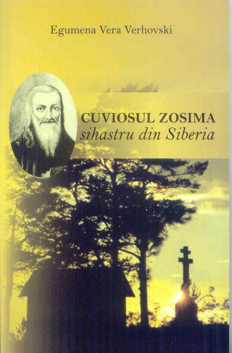 Cuviosul Zosima sihastru din Siberia