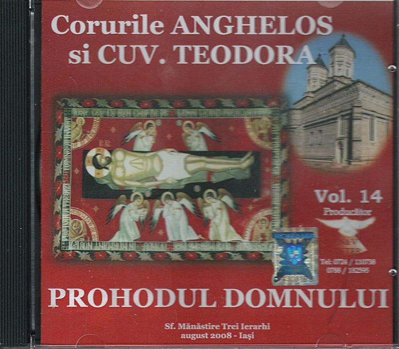 CD- Prohodul Domnului