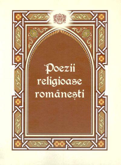 Poezii religioase româneşti
