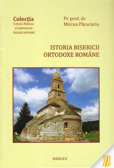 Istoria Bisericii Ortodoxe Romane- compendiu