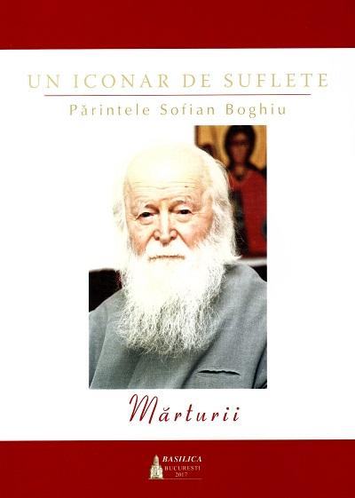 Un iconar de suflete - Marturii