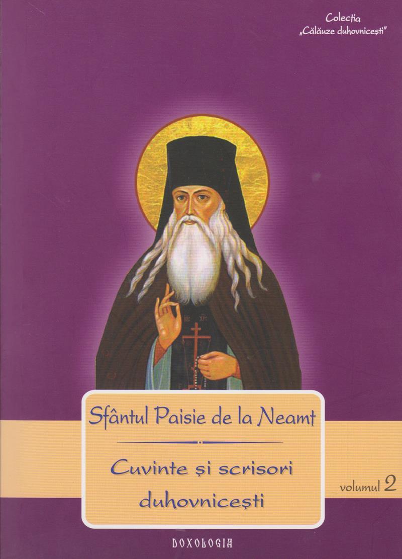 Cuvinte si scrisori duhovnicesti. Vol. 2