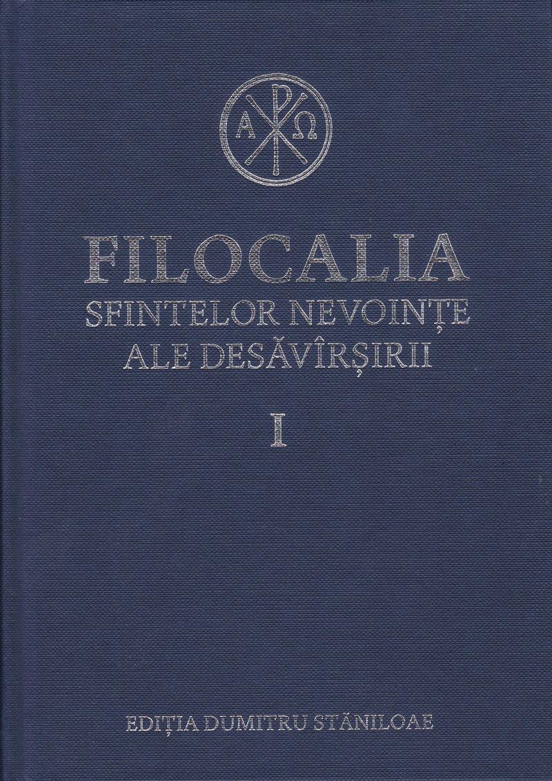Filocalia sfintelor nevointe ale desavarsirii- vol 1 CARTONATA