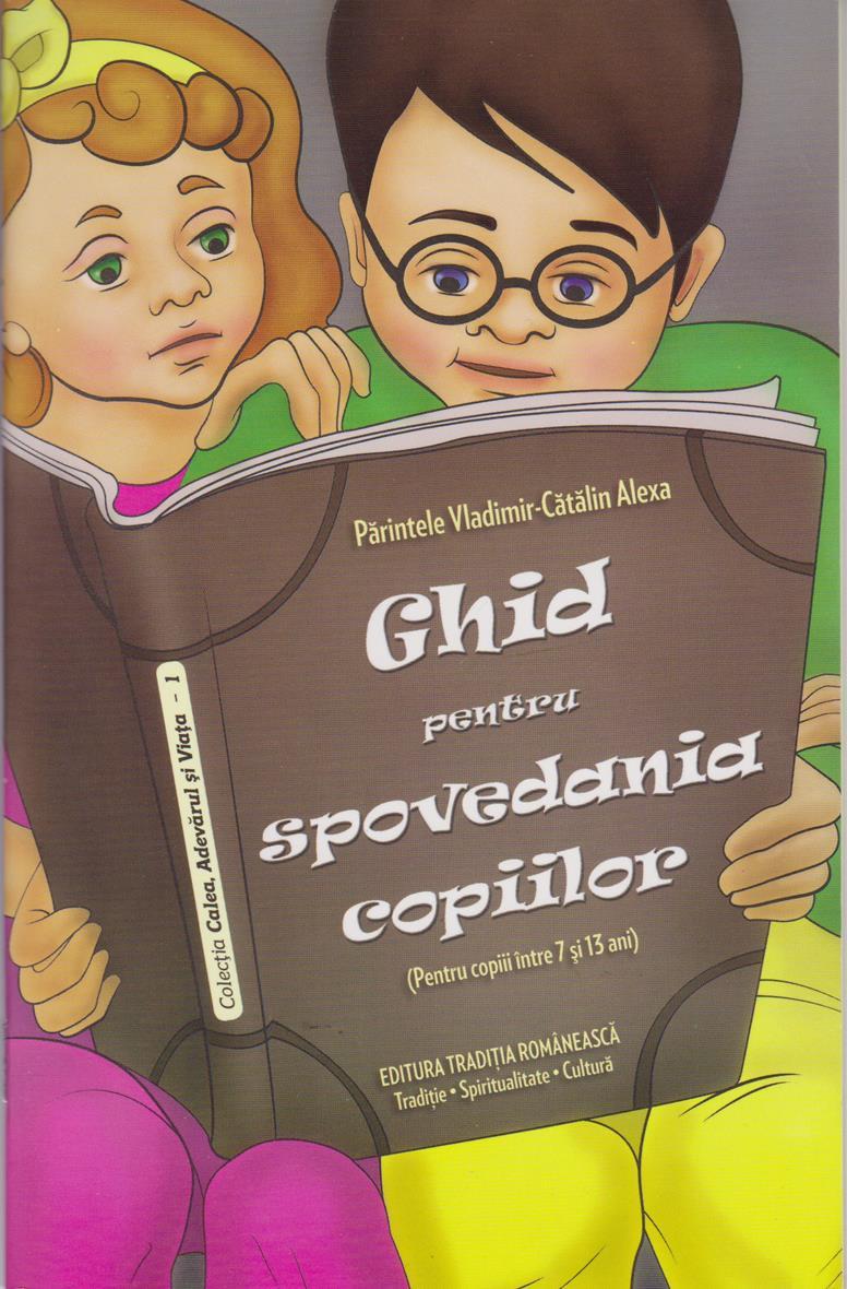 Ghid pentru spovedania copiilor
