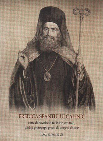 Predica Sfântului Calinic