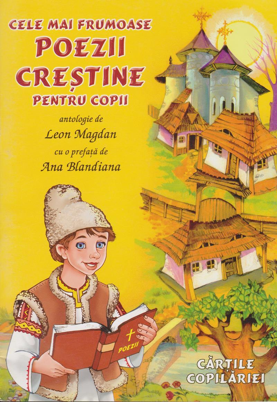 Cele mai frumoase poezii crestine pentru copii