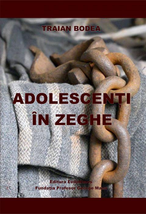 Adolescenţi în zeghe