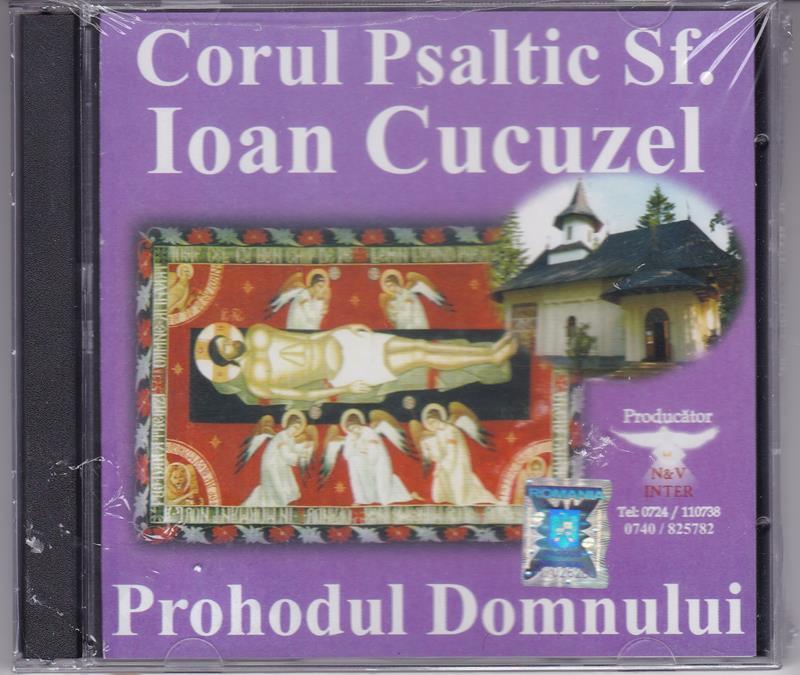 CD- Prohodul Domnului  ( 2 CD )