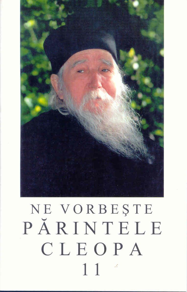 Ne vorbeşte părintele Cleopa vol. 11