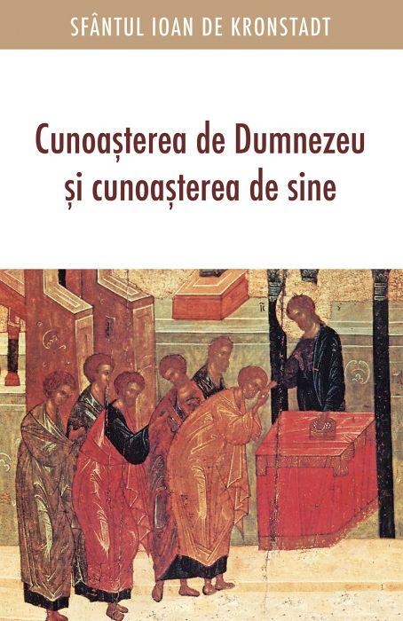 Cunoasterea de Dumnezeu si cunoasterea de sine