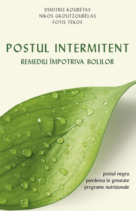 Postul intermitent. Remediu împotriva bolilor