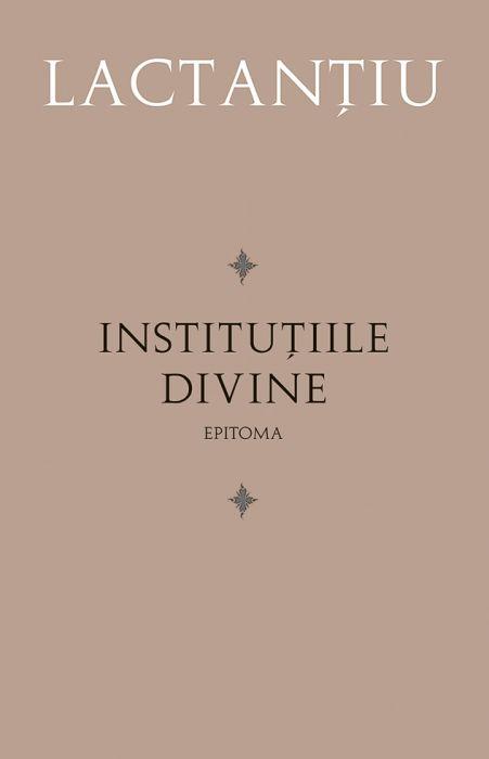 Instituțiile divine. Epitoma