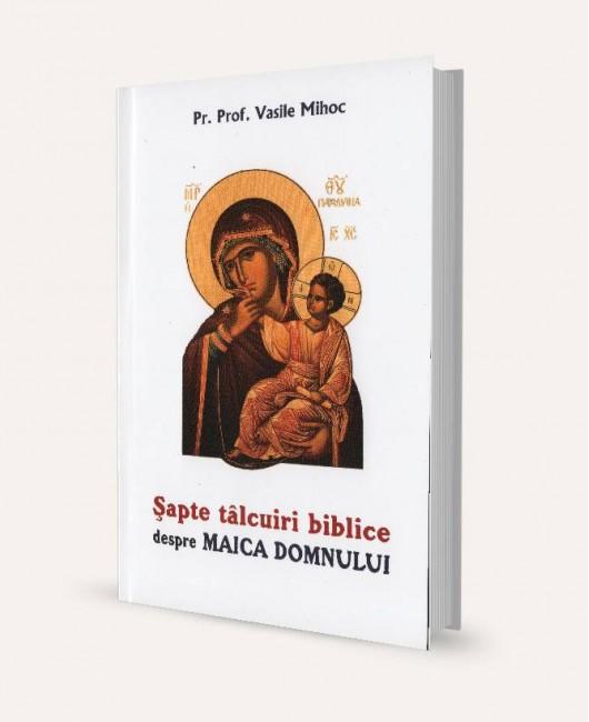 Sapte talcuiri biblice despre  Maica Domnului