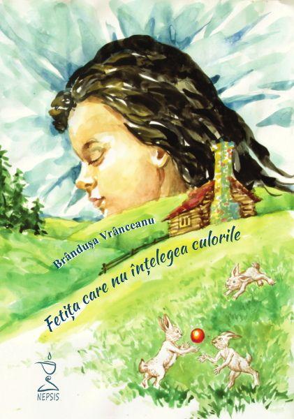 Fetița care nu înțelege culorile (conține CD mp3)