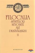 Filocalia Sfintelor Nevointe Ale Desavarsirii - Vol 11