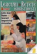 Leacuri și Rețete Mănăstirești Nr. 2 (ianuarie - Martie 2015)