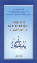Probleme De Eclesiologie Si Pastoratie