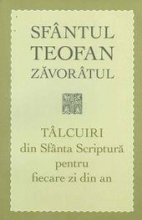 Talcuiri Din Sfanta Scriptura Pentru Fiecare Zi Din An