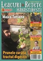 Leacuri şi Reţete Mănăstireşti Nr. 6 (octombrie-decembrie 2015)