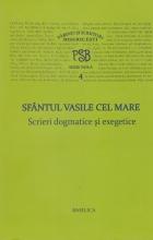 Psb 4 - Sfantul Vasile Cel Mare - Scrieri Dogmatice Si Exegetice