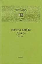 Psb 9 - Fericitul Ieronim - Epistole. Vol. 1