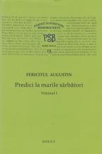 Psb 13 - Predici La Marile Sărbători. Vol. I