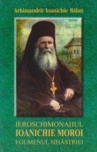 Ieroschimonahul Ioanichie Moroi, Egumenul Sihastriei