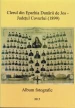 Clerul Din Eparhia Dunarii De Jos - Judetul Covurlui (1899)