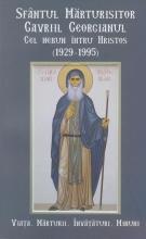 Sfântul Mărturisitor Gavriil Georgianul, Cel Nebun întru Hristos