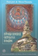 Istoria Bisericii Ortodoxe Romane. Manual Pentru Seminariile Teologice Liceale.