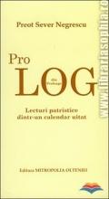 Prolog Din Proloage. Lecturi Patristice Dintr-un Calendar Uitat