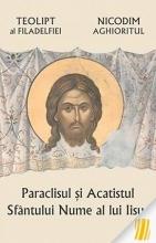 Paraclisul Si Acatistul Sfantului Nume Al Lui Iisus