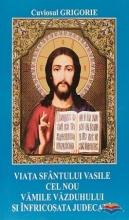 Viata Sfantului Vasile Cel Nou. Vamile Vazduhului Si Infricosata Judecata
