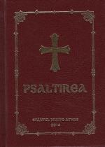 Psaltirea - Schitul Lacu    Mica