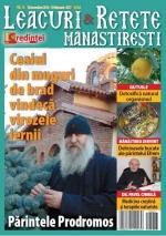 Leacuri şi Reţete Mânăstireşti Nr. 13 (decembrie 2016-februarie 2017)