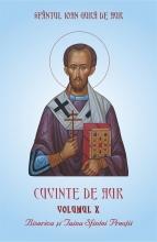 Cuvinte De Aur Vol X. Biserica şi Taina Sfintei Preoţii
