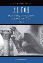 Amvon Vol 2 Predici La Praznicele împărăteşti şi Ale Maicii Domnului