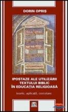 Ipostaze Ale Utilizării Textului Biblic în Educația Religioasă