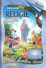 Religie.caiet Pentru Elevi.clasa I