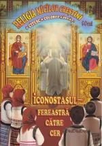 Iconostasul Fereastră Către Cer.citesc, Colorez și învăt.