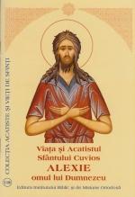 Viata Si Acatistul Sfantului Cuvios Alexie Omul Lui Dumnezeu