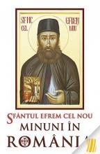 Sfantul Efrem Cel Nou - Minuni în România Volumul 1